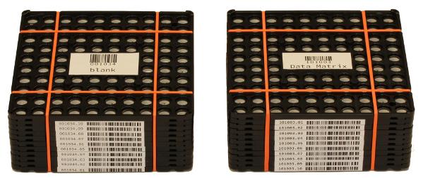 units of 1000 RFID inserts